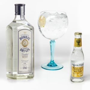 Kit Gin Tonic - Lemon