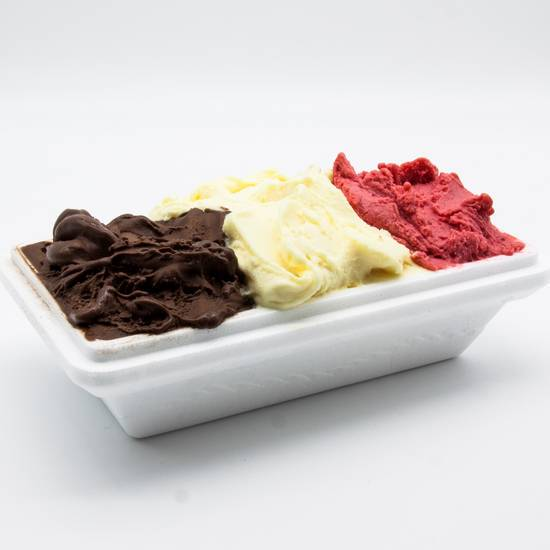 Vaschetta di gelato
